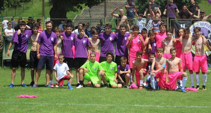 FC Argeș – FC Petrolul 3-0, în finala zonei 4 din campionatul național de juniori U13