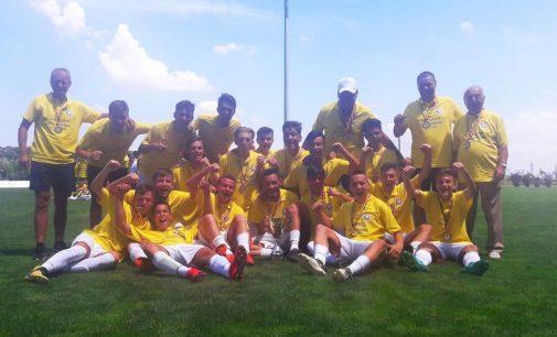 CS Sporting Pitești, campioana U19 a campionatului județean