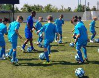 Olandezii predau fotbal la Bradu