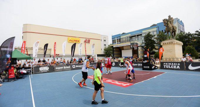 CSM Pitești/FC Argeș va participa la Raiffeisen Bank Băneasa Streetball