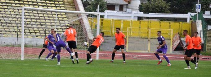 Al doilea succes în amicale pentru FC Argeș, 2-1 cu CS Balotești
