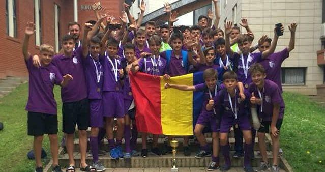 FC Argeș U 13 a câștigat Intersport Youth Footbalfesztival