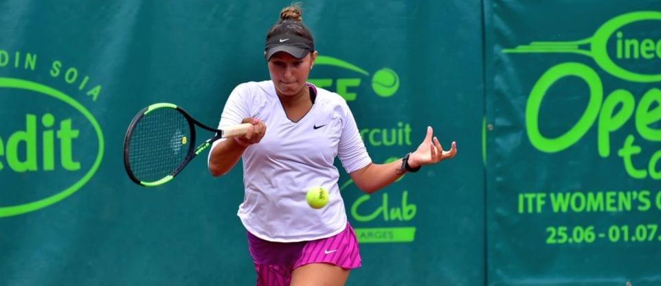 Ilona Ghioroaie a câștigat turneul ITF de la Monastir