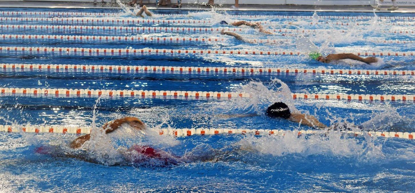 Campionatele naționale de natație s-au mutat în lunile octombrie și noiembrie
