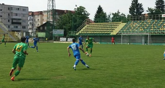 CS Mioveni a câștigat clar primul amical al verii