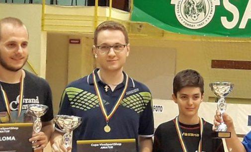 Tenis de masă: La Chiajna a avut loc un nou turneu din circuitul Amatur