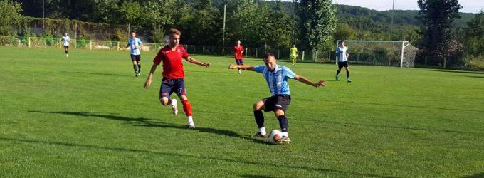Unirea Bascov- Sporting Roșiori 1-2