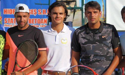Bogdan Ionuț Apostol și Luca George Tatomir s-au impus în turneul de dublu de la Comesad BCR Open