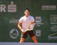 Fratele unui finalist de la Roland Garros joacă la Comesad BCR Open
