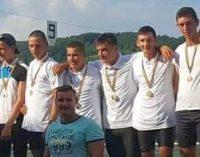 Unirea Bascov începe să devină un club important  la kaiac-canoe