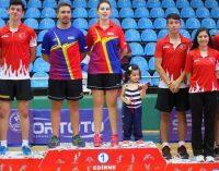 Sportivii de la CS Pristavu Câmpulung, evoluții excelente la Balcaniada de tineret