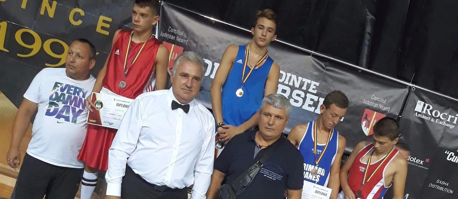 Box | Adrian Preda (CSM Pitești), campion național la box