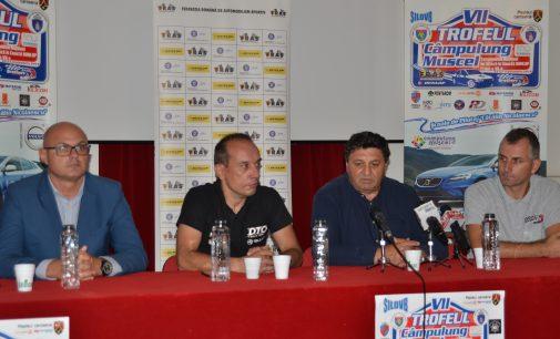 Nume grele ale pilotajului românesc la startul Trofeului Câmpulung Muscel 2018