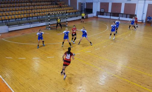 FC Argeș – CS Dacia Mioveni, în prima rundă a diviziei A la handbal feminin