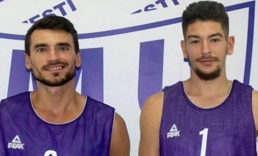 Paliciuc și Ciotlăuș vor participa la CE de baschet 3×3