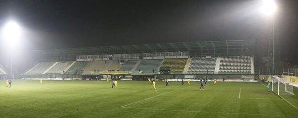 Chindia Târgoviște- CFR Cluj se va juca la Mioveni