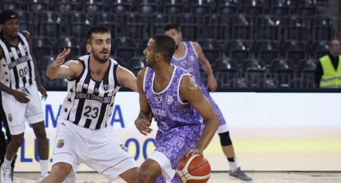 Noua echipă a Piteștiului pierde nemeritat la Cluj: 80-76