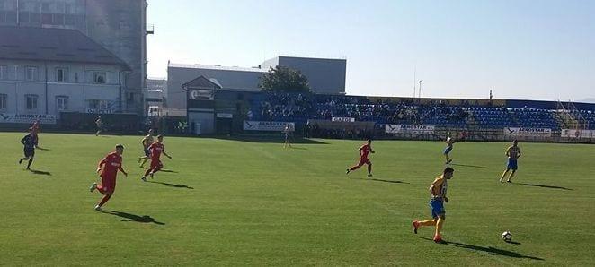 CS Mioveni se impune clar la Bacău, 3-0 cu Aerostar