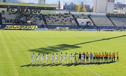 ACS SR Municipal Braşov – Unirea Bascov 1-1