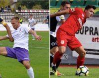 Buhăescu și Balint, principalii marcatori de la FC Argeș și CS Mioveni