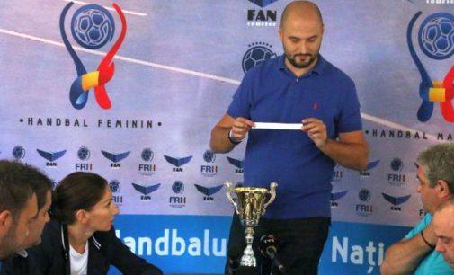 CSU Pitești va juca cu Minaur Baia Mare în șaisprezecimile Cupei României