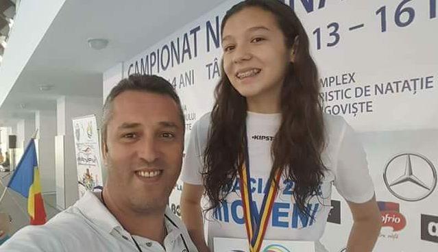 Bianca Mândruță( Dacia Mioveni), va participa la Concursul Țărilor Central Europene