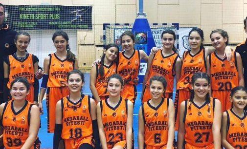 Baschet feminin   S-a încheiat al treilea turneu stagional pentru Primo Mega Ball Pitești