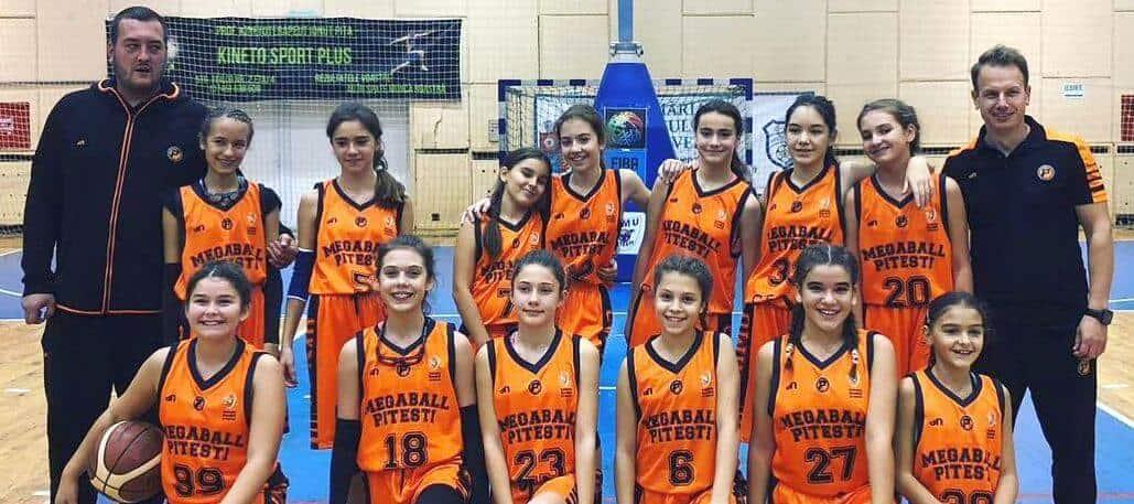 Baschet feminin | S-a încheiat al treilea turneu stagional pentru Primo Mega Ball Pitești