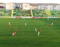 Sepsi Sfântu Gheorghe a învins cu 5-0 CS Mioveni şi s-a calificat în sferturile Cupei României