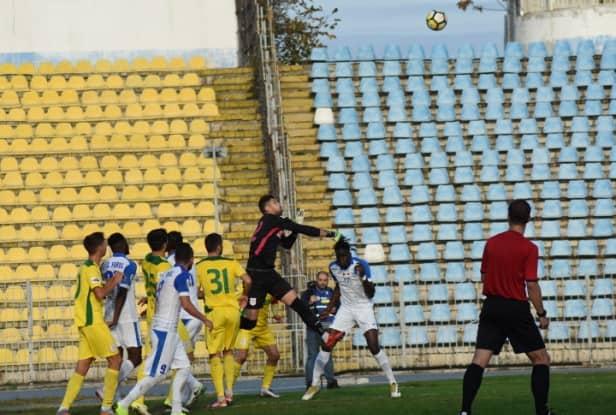 Mioveniul a câștigat cu 3-0 meciul de la Constanța