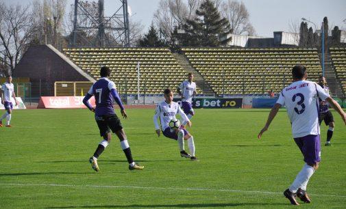 Victorie categorică pentru FC Argeș, 5-0 cu Poli ACS Timișoara