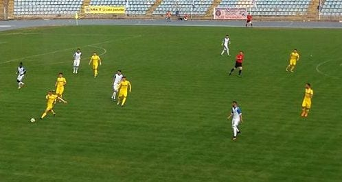 Farul Constanţa – CS Mioveni, scor 3-3, în Liga II