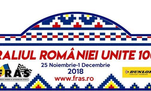Raliul României Unite 100, o inedită competiție automobilistică