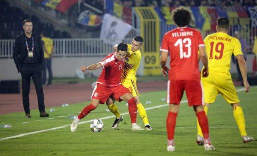 S-a stabilit lotul României pentru meciurile cu Lituania și Muntenegru