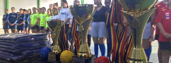 CS Dacia Mioveni, două titluri naționale la oină