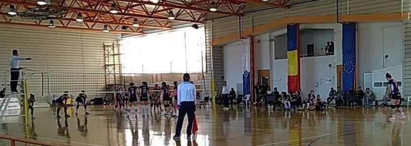 CSU Oradea – FC Argeș  3-0, în etapa cu numărul 6 din divizia A2 Vest la volei feminin