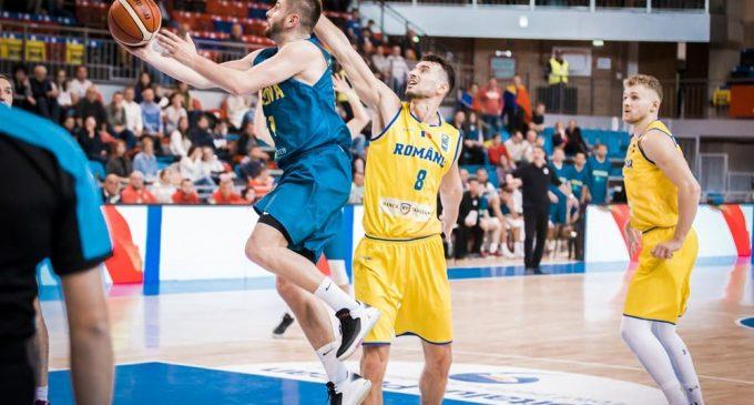 Baschet masculin | România – Kosovo 88-83, în preliminariile CE 2021