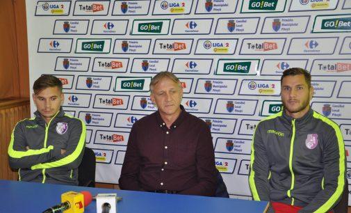 Deplasare dificilă pentru FC Argeș la Arad