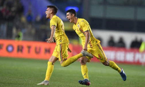 Tricolorii U21 și-au aflat adversarii din preliminariile Euro 2021