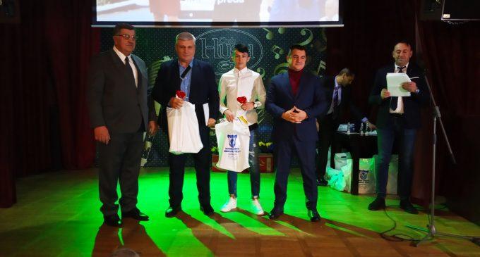 CSM Pitești | Adrian Preda, Alina Zaharia și Alina Cheru, cei mai buni sportivi din 2018