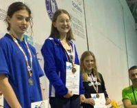 Încă 4 medalii pentru înotătorii argeșeni la naționalul de poliatlon