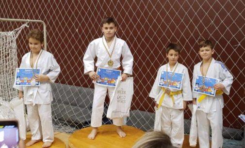 CSM Pitești, evoluție bună la  Cupa Micul Judoka