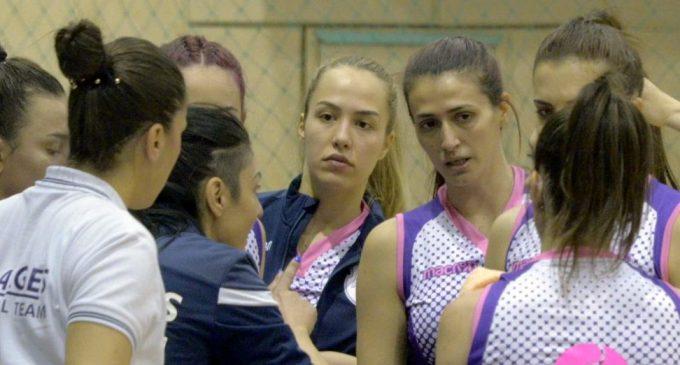 Echipa de volei feminin FC Argeș joacă în Banat ultimul meci oficial al anului