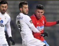 FCSB – Gaz Metan Mediaş, scor 2-1, în Liga I