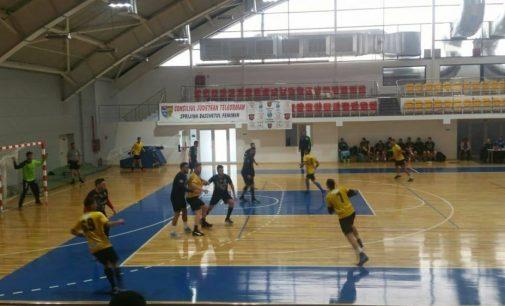 Handbal masculin | CSU Pitești a pierdut cu liderul campionatului