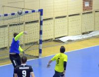 CSU Pitești – CS Medgidia 26-28, în divizia A la handbal masculin