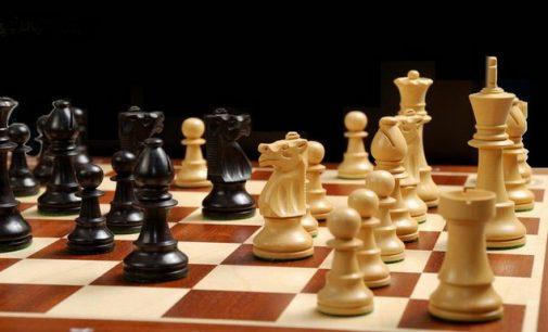 Competiţie de şah la Bascov