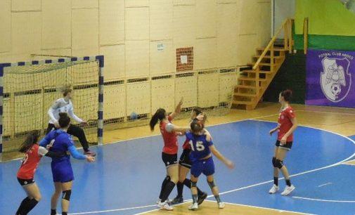 Victorii scontate pentru CS Dacia Mioveni si FC Arges în divizia A la handbal feminin