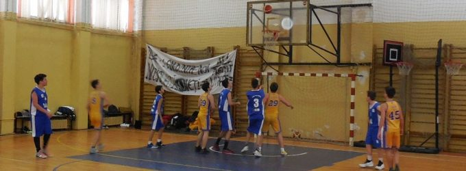 Piteștiul a găzduit un turneu de baschet rezervat jucătorilor sub 15 ani