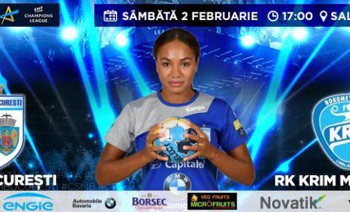 """""""Tigroaicele"""" de la CSM București se află în fața celui mai important meci din Liga Campionilor și sunt cu gândul la cele două accidentate: Cristina și Amanda"""